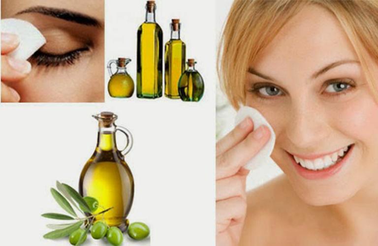 Dầu oliu còn có tác dụng tẩy tế bào chết rất hiệu quả và lành tính