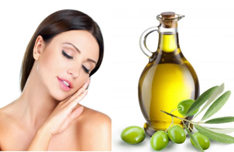 Sử dụng dầu oliu để dưỡng da và làm đẹp là phương pháp được các chị em sử dụng khá phổ biến