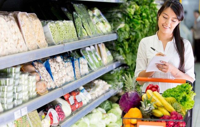 Cách đi chợ để mua được thực phẩm tươi ngon