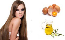 6 công dụng làm đẹp tóc từ trứng gà