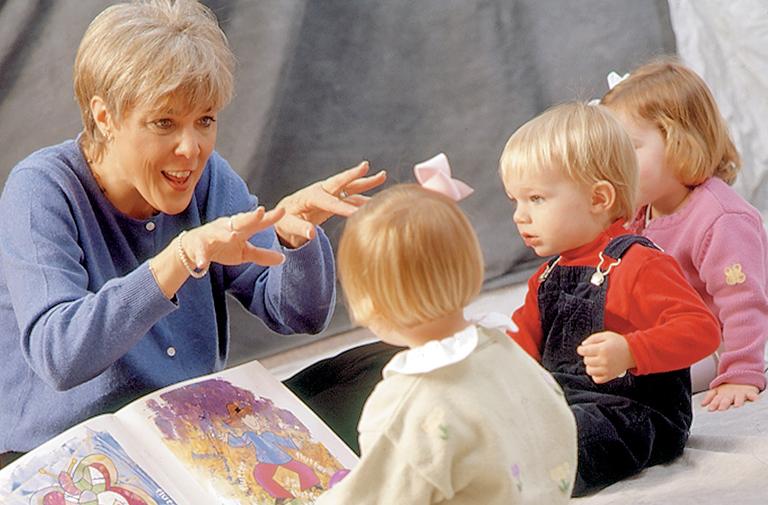 Khả năng ngôn ngữ của trẻ