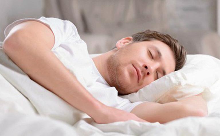 Chất lượng giấc ngủ được đảm bảo có tác động tích cực đến chất lượng tinh trùng