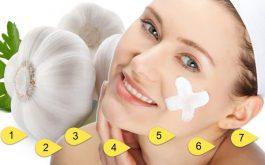 Cách làm đẹp bằng tỏi hiệu quả không kém kem dưỡng da