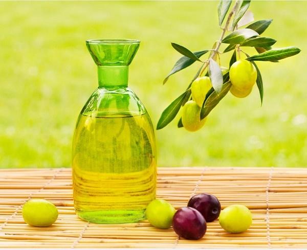 Dầu oliu làm lotion dưỡng thể