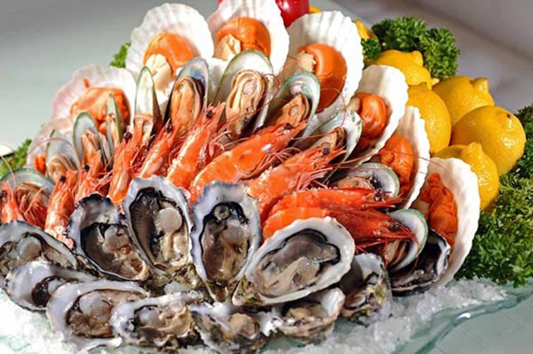Chất kẽm có trong hải sản có tác dụng kích thích sinh dục nam hiệu quả