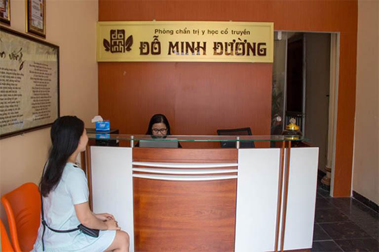 Nhà thuốc Đỗ Minh Đường cơ sở Hồ Chí Minh