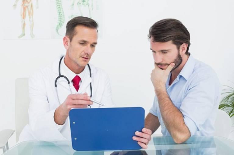 Khi có các triệu chứng nghi ngờ mắc yếu sinh lý, nên nhanh chóng thăm khám càng sớm càng tốt