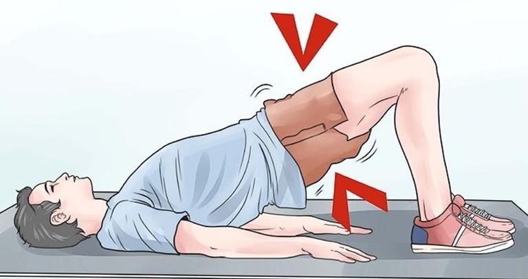Thực hiện các bài tập cơ PC là phương pháp giúp nam giời kiểm soát được việc xuất tinh rất hiệu quả