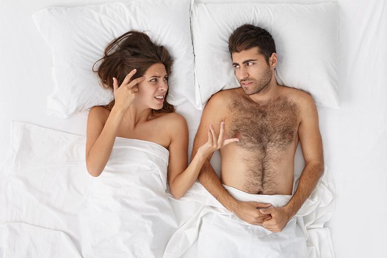 Cách nhận biết đàn ông bị yếu sinh lý