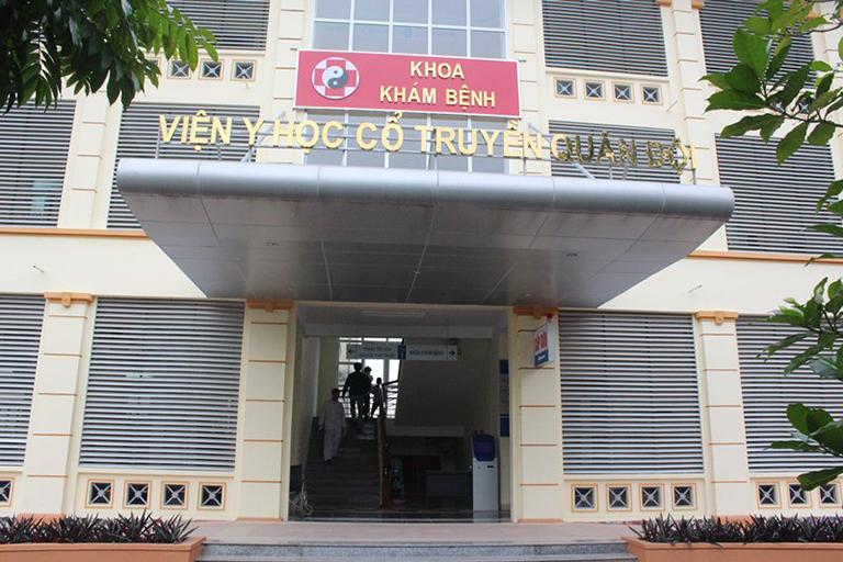 Khoa Nam học - Bệnh Viện Y học Cổ truyền Quân Đội
