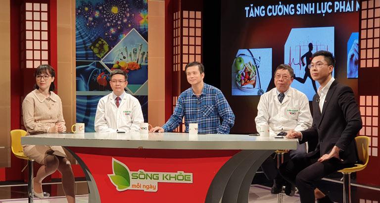 Bài thuốc Đỗ Minh Đường được giới thiệu trên truyền hình VTV2