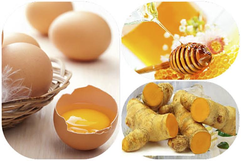 Chữa yếu sinh lý bằng gừng tươi, trứng gà, mật ong