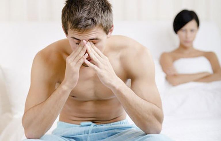 Bệnh liệt dương nếu không được điều trị sẽ gây ảnh hưởng đến hạnh phúc gia đình