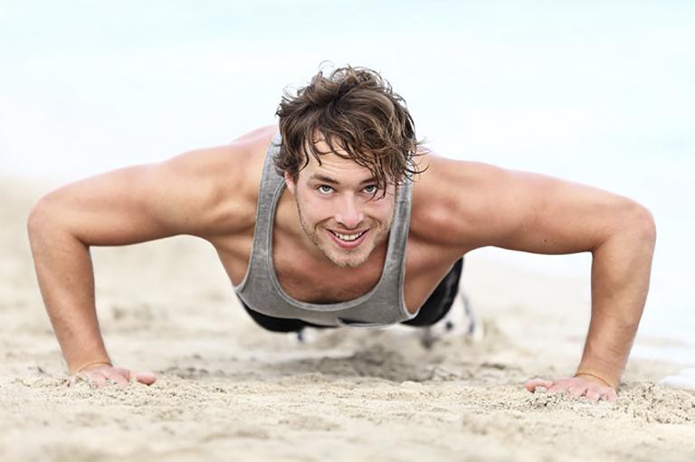 Tăng cường luyện tập thể dục có tác dụng cải thiện chứng yếu sinh lý nam hiệu quả