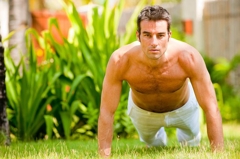 Thường xuyên luyện tập thể dục có tác dụng tích cực trong việc cải thiện chứng xuất tinh sớm