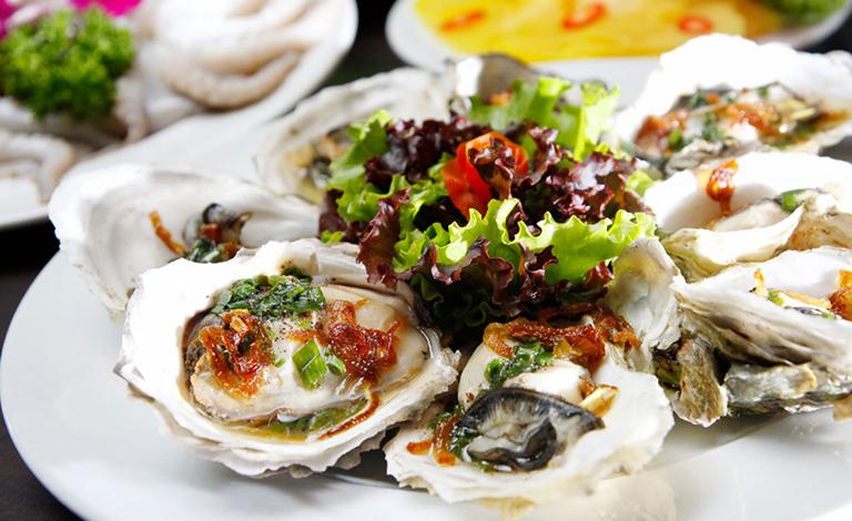 Món ăn từ hàu có tác dụng tăng cường lượng testosterone trong cơ thể nam giới