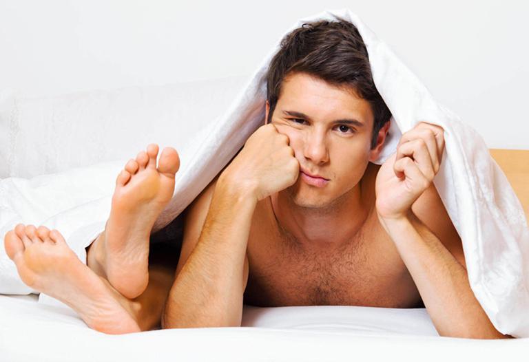Nam giới bị chứng rối loạn cương dương có tự khỏi được không?