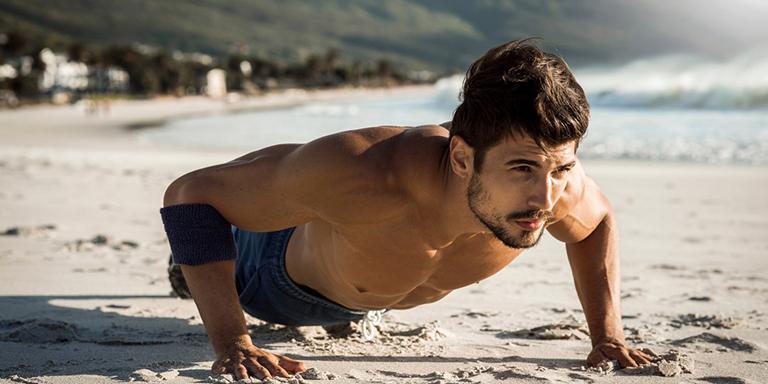 Thường xuyên vận động cơ thể để tăng cường sức khỏe và tăng cường chức năng sinh lý