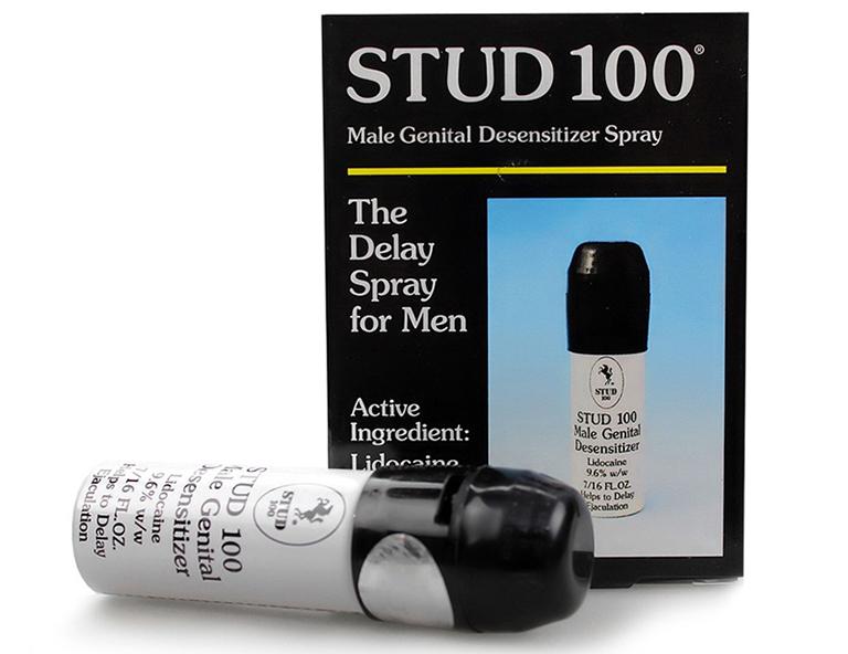Những thông tin về thuốc xịt chống xuất tinh sớm Stud 100 và một số lưu ý khi sử dụng