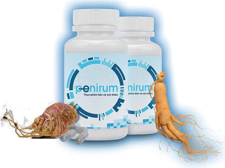 Với chiết xuất 100% từ thiên nhiên, nam giới hoàn toàn an tâm khi sử dụng thuốc Penirum để chống tình trạng xuất tinh sớm