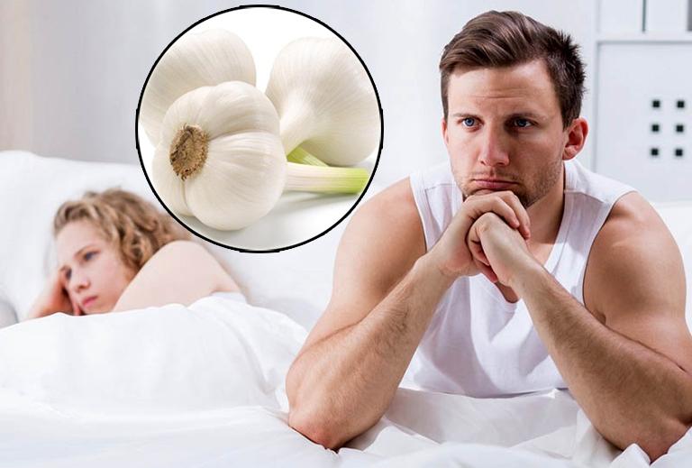 Tỏi và công dụng chữa bệnh liệt dương ở nam giới