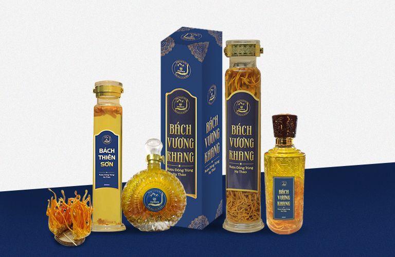 Rượu đông trùng hạ thảo Vietfarm - Món quà dinh dưỡng cho sức khỏe sinh lý