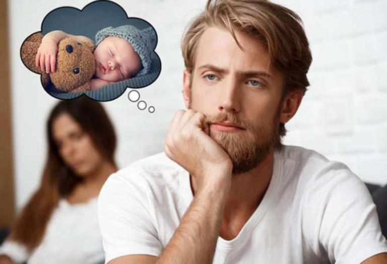 Yếu sinh lý có ảnh hưởng đến khả năng có con ở nam giới không?