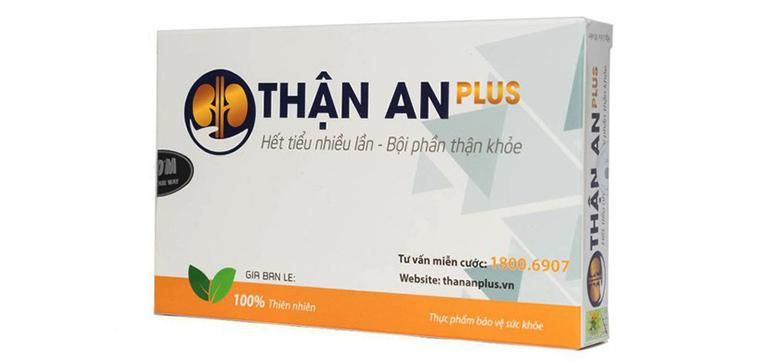 Sản phẩm Thận An Plus là sản phẩm của Công ty TNHH Sản xuất Dược phẩm Công nghệ cao Nanofrance