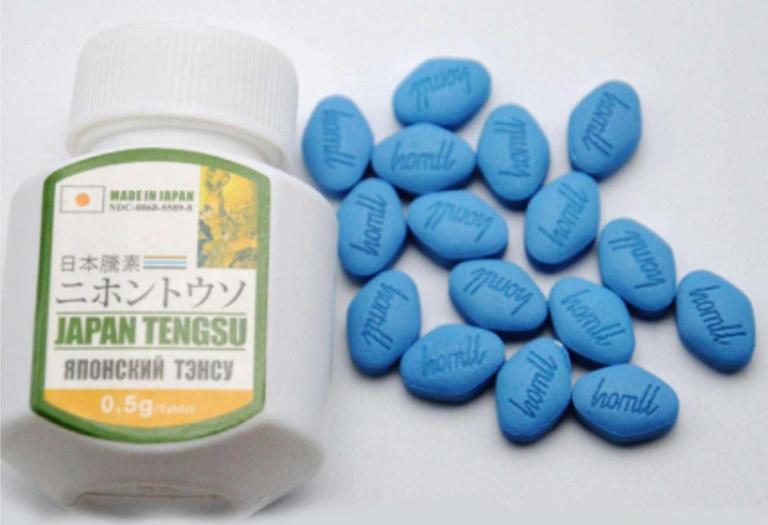 Liều lượng và cách dùng thuốc cường dương Japan Tengsu