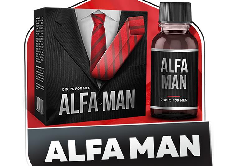 Thuốc cường dương Alfa man