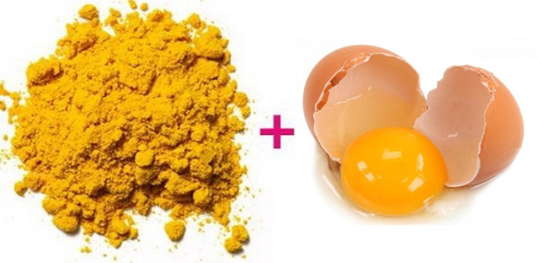 Dùng trứng gà, mật ong và nghệ chữa xuất tinh sớm là phương pháp được nhiều người áp dụng