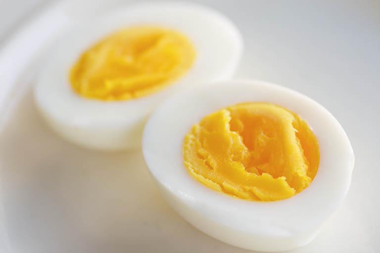 Trứng và những thực phẩm làm từ trứng