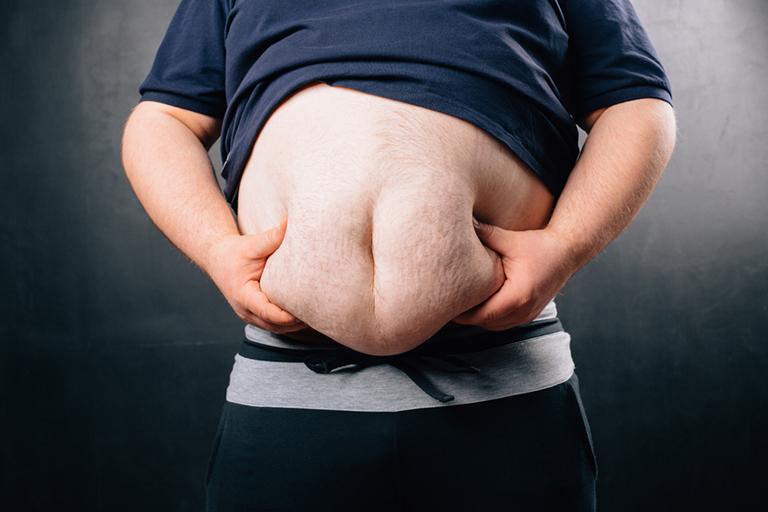 Thừa cân cũng chính nguyên nhân gây nên tình trạng dương vật không cương khi quan hệ tình dục