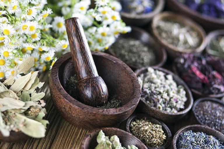 Các bài thuốc Đông y có nguồn gốc từ các loại thảo dược tự nhiên rất an toàn