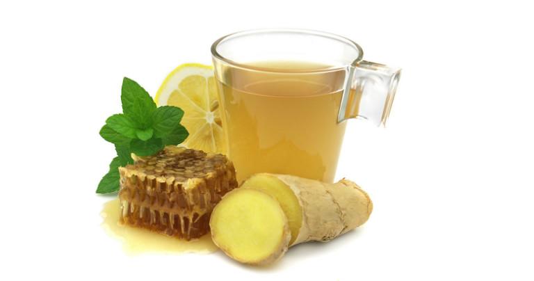 Uống trà gừng tươi cũng là cách giúp nam giới kéo dài cuộc yêu, hạn chế tình trạng xuất tinh sớm.