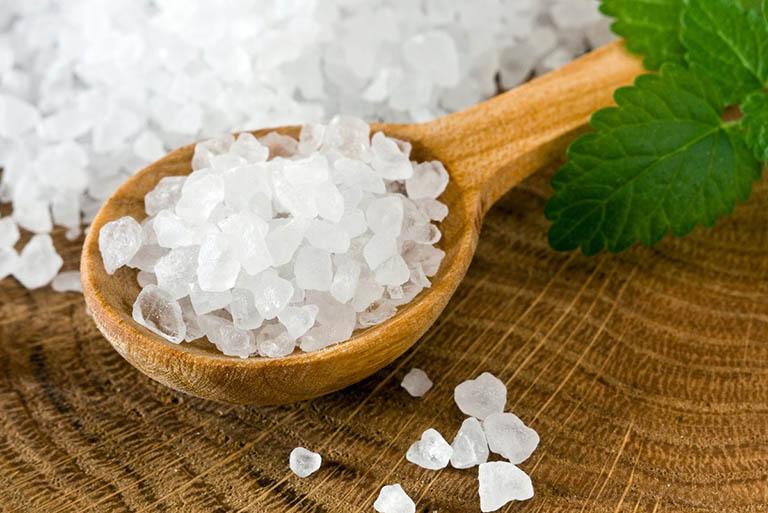 Muối và chất kích thích