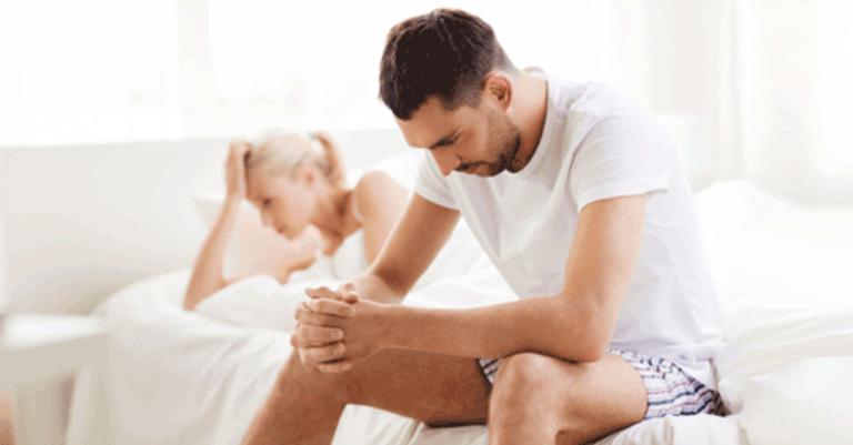 Rối loạn cương dương gây ảnh hưởng lớn đến tâm lý và đời sống chăn gối của các cặp tình nhân