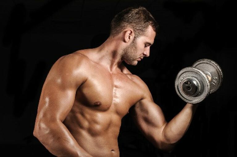 Tập tạ là cách tăng cường nồng độ hormone testosterone một cách an toàn và hiệu quả nhất