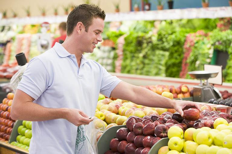 Nâng cao sức khỏe và sinh lý bằng chế độ ăn uống phù hợp