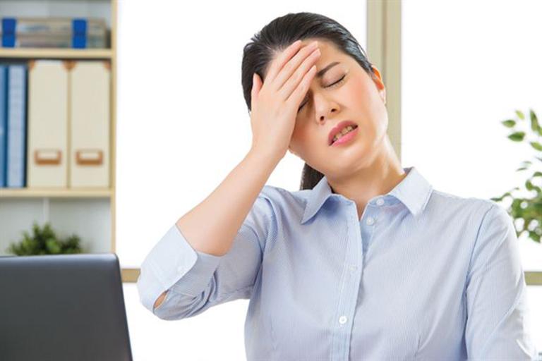 Thường xuyên căng thẳng, stress là yếu tố làm gia tăng nguy cơ mắc bệnh thận âm yếu