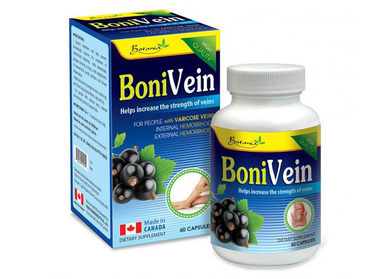 Thuốc là sản phẩm được nhập khẩu từ nước Canada giúp cải thiện các triệu chứng do bệnh trĩ gây ra