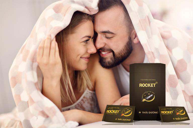 Sản phẩm Rocket và Rocket 1h là sự kết hợp của hơn 30 thảo dược quý hiếm có sẵn trong tự nhiên