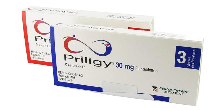 Thuốc Priligy (Dapoxetine) là thuốc gì? Thuốc được bán với giá bao nhiêu?