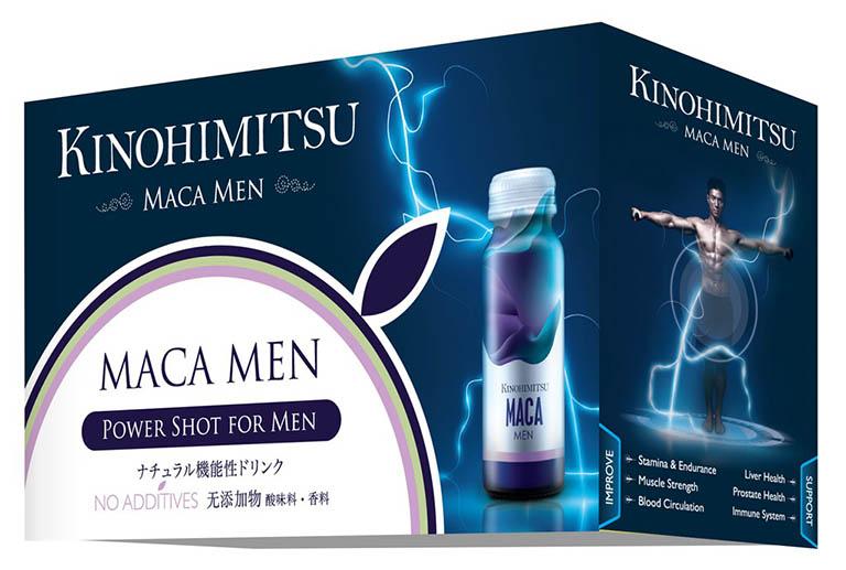 Kinohimitsu Maca Men