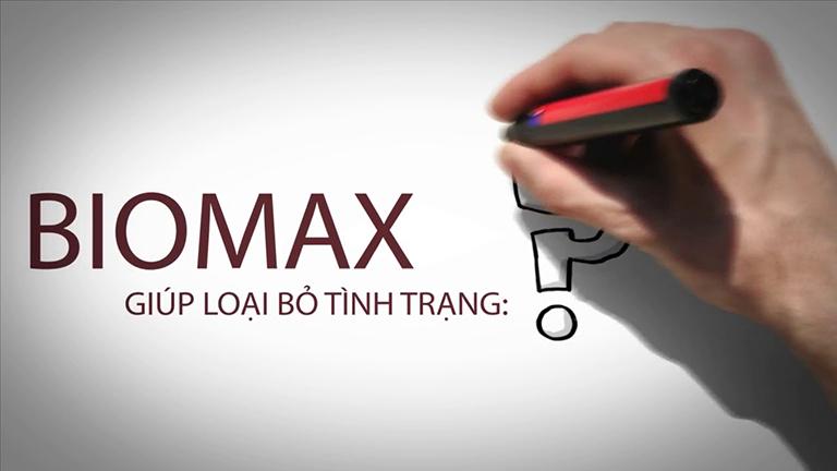 Viên sinh lý nam Biomax giúp nam giới tìm lại bản lĩnh, sự sung mãn của mình trong chuyện phòng the