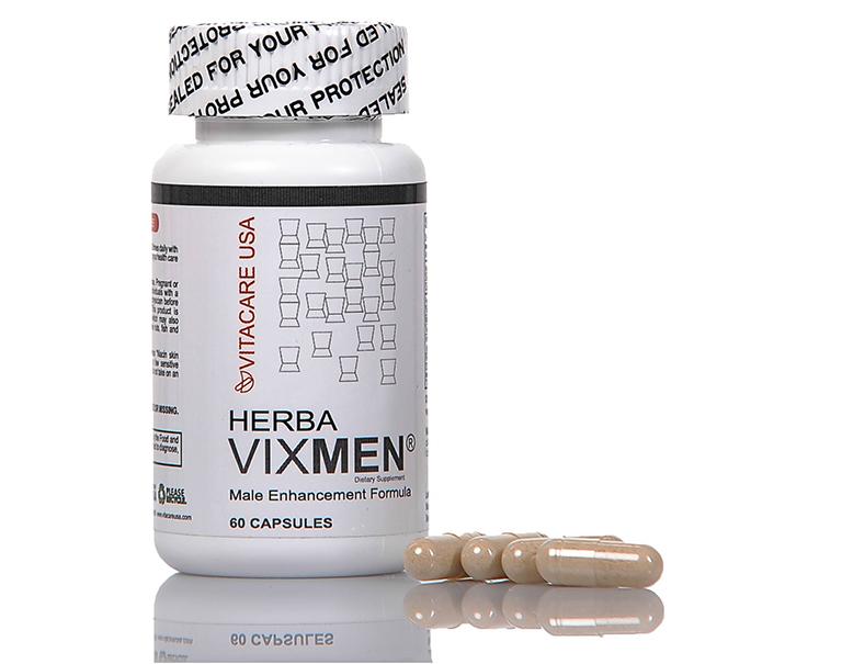Những thông tin cần biết về viên uống Herba VixMen tăng cường sinh lý nam