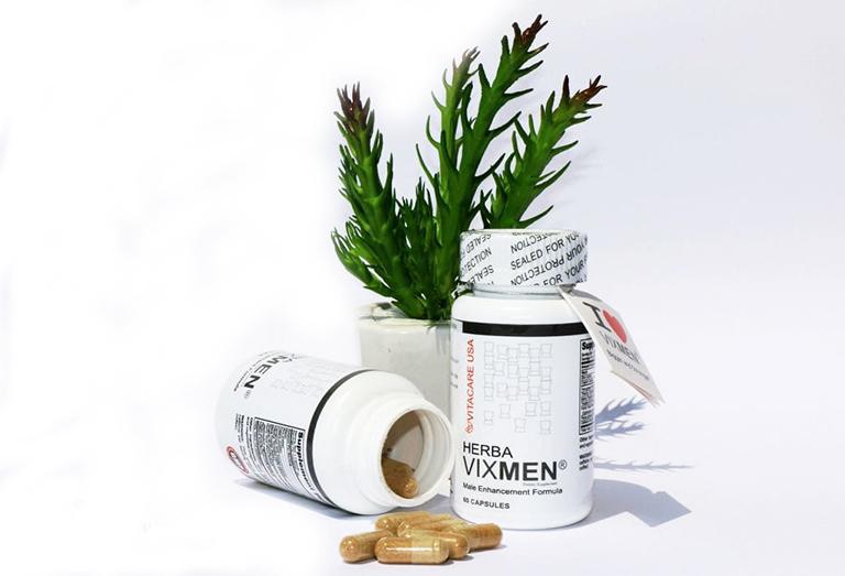 Hiệu quả của sản phẩm viên uống Herba VixMen còn phụ thuộc vào cơ địa và mức độ bệnh lý của người sử dụng