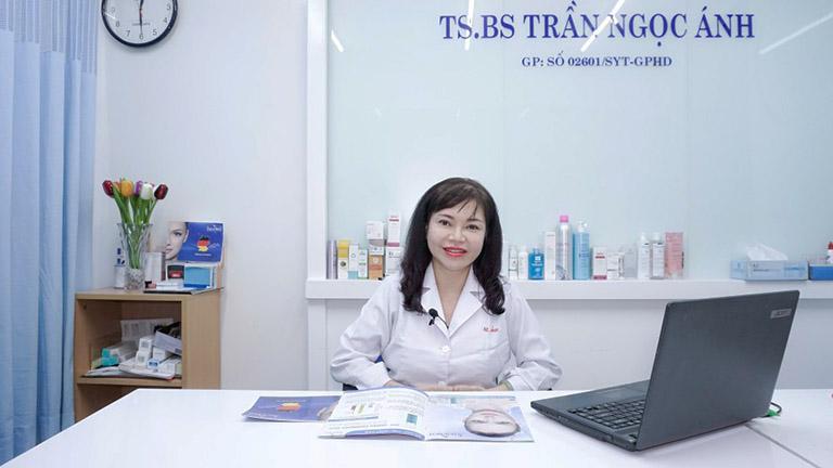 Bác sĩ Trần Ngọc Ánh đã chữa khỏi mề đay cho các bệnh nhân thuộc TP. Hồ Chí Minh và các tỉnh lân cận