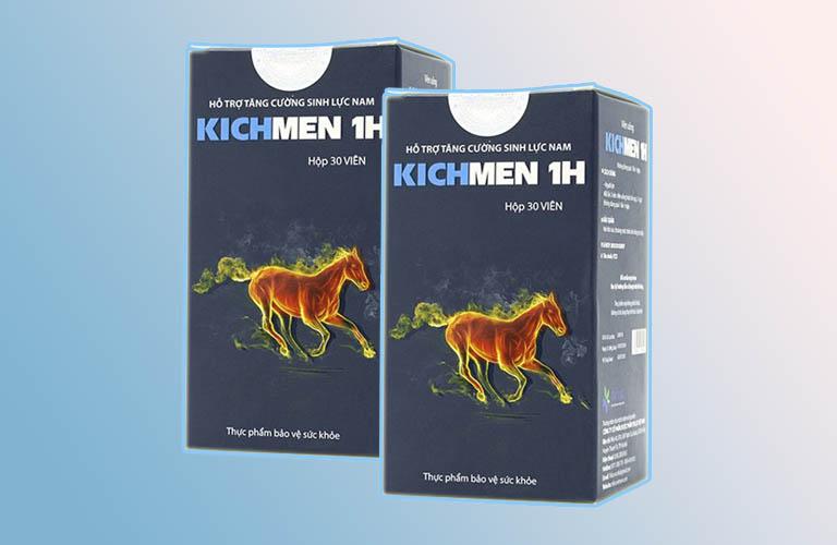 Thực phẩm chức năng Kichmen 1h có tốt không?