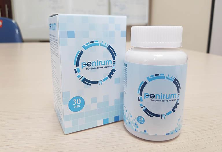 Khuyến cáo khi dùng Penirum